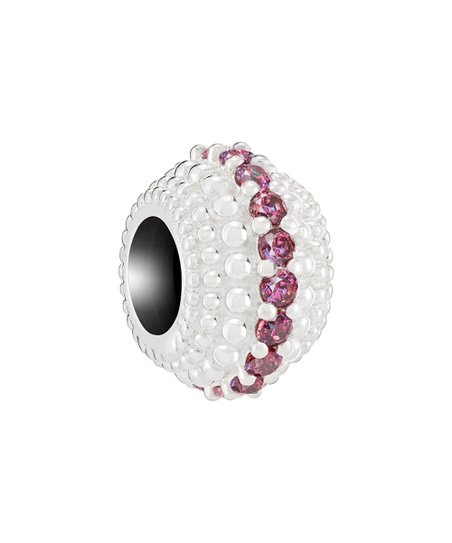 9e7b1f066 love this product Red & Sterling Silver One Thousand Sparkles Bead With  Swarovski® Zirconia