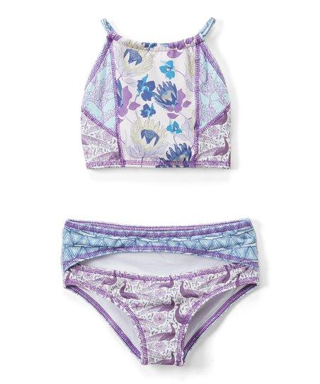 e2c1a41d73 love this product Purple Reign High-Top Bikini - Girls