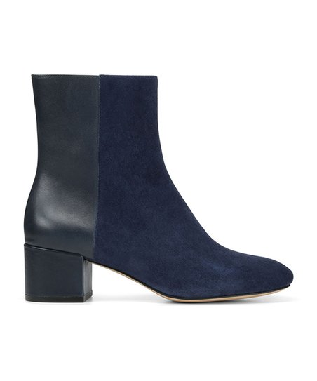 ae1e8e178b3 love this product Navy Cherieks Suede Ankle Boot - Women