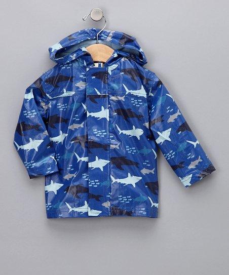 d9aeebffd love this product Blue Shark Raincoat - Infant & Toddler