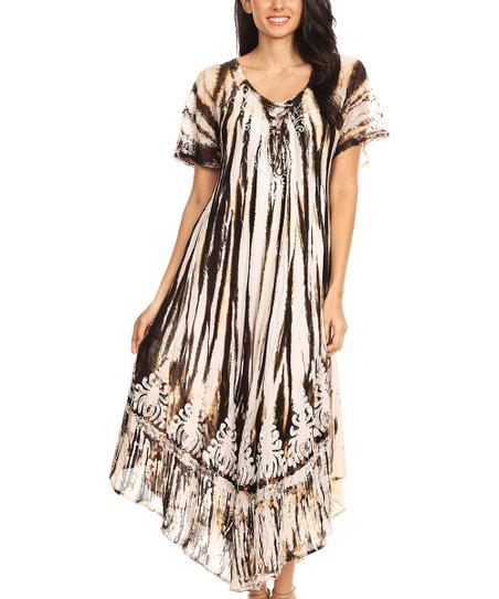 maxi dress strak