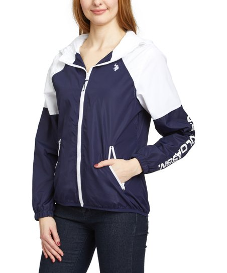 Polo Assn U.S Womens Windbreaker