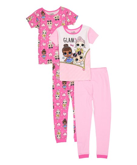 b12933d86 love this product LOL Surprise Light Pink 'Glam' Pajama Set - Girls