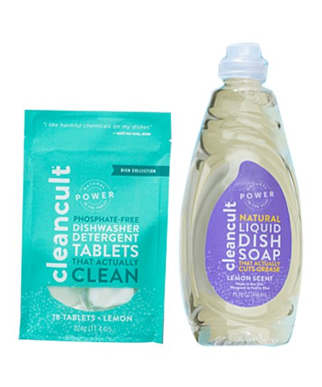 Amazing Cleancult Natural Liquid Dish Soap Phosphate Free Dishwasher Tablet Set Download Free Architecture Designs Rallybritishbridgeorg