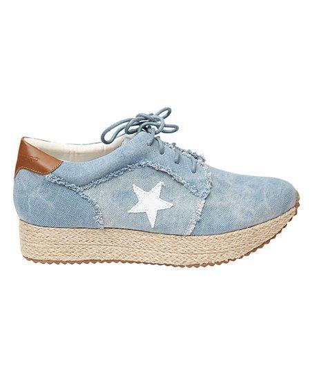 eb1096775461 Vintage Havana Blue Denim Azul Sneaker - Women | Zulily