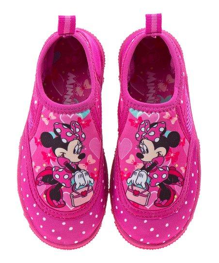 325e856c86c Josmo Minnie Mouse Fuchsia Water Shoe - Girls