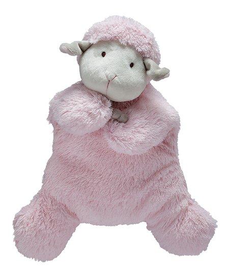Storki Pink Lamb Stuffed Animal Zulily