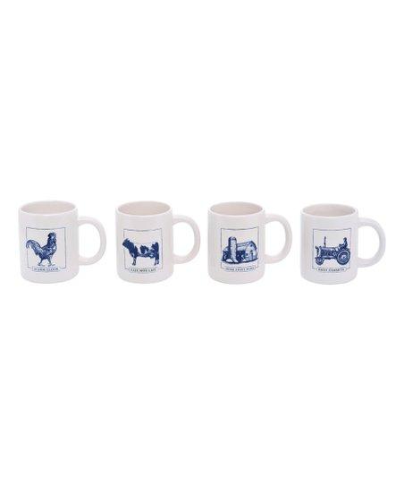 751dc2bdc0e love this product Farm Life Mug - Set of Four