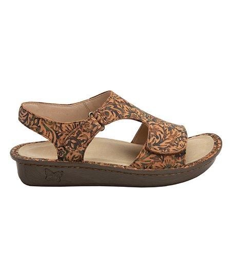 Alegria Country Road Viki Leather Sandal - Women | Zulily