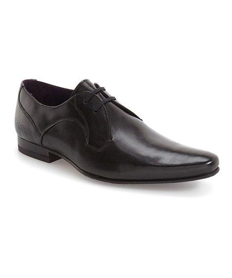 Ted Baker Black Martt 2 Leather Oxford