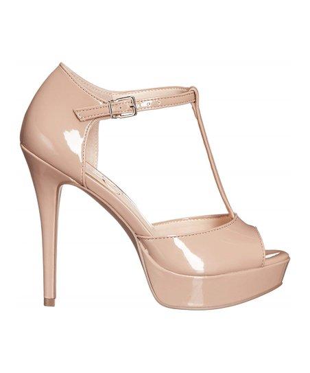 11681fe1db0d Jessica Simpson Collection Nude Blush Bansi Sandal - Women