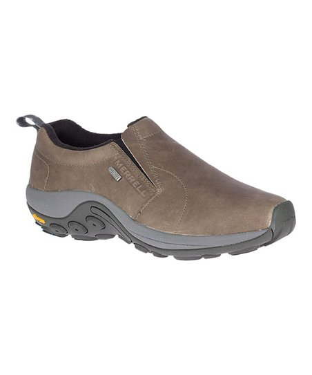 c61433fa5c6d2 Merrell Boulder Jungle Moc Waterproof Ice+ Leather Slip-On Shoe ...