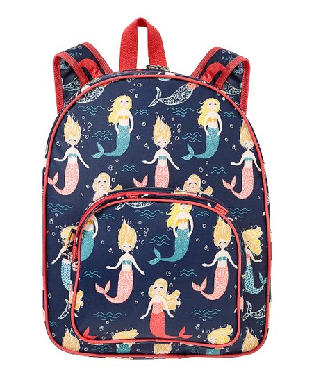love this product Navy   Red Mermaid Backpack 61c0d3a5123d0