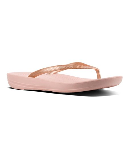 82cb1ad61 love this product Nude   Rose Gold Mix iQushion™ Ergonomic Sandal - Women