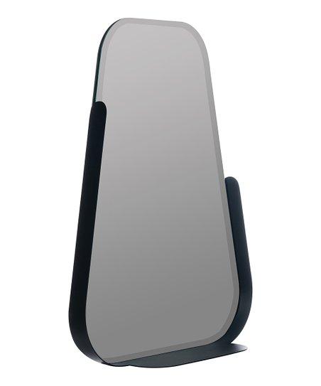 Cooper Classics Black Cason Beveled Trapezoid Metal Wall Mirror  f52e9b3972