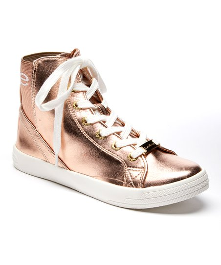 5299cab07ab87 love this product Rose Gold Dempsey Sneaker - Women