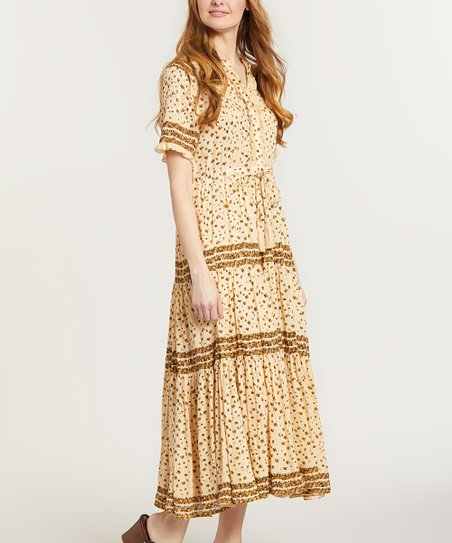 aa1d67f78ee love this product Neutral Rare Feeling Maxi Dress - Women