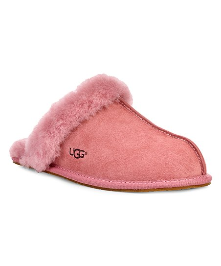 f7a8c2f1b24e love this product Pink Dawn Scuffette II Suede Boot - Women