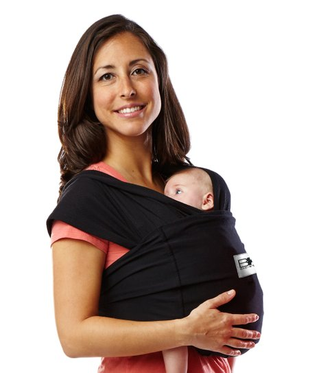 d14046dab6f Baby Ktan Black Original Baby Wrap Carrier - Infant   Child Sling ...