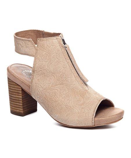 bf56974965c6 Yellow Box Shoes Taupe Deidah Leather Sandal - Women