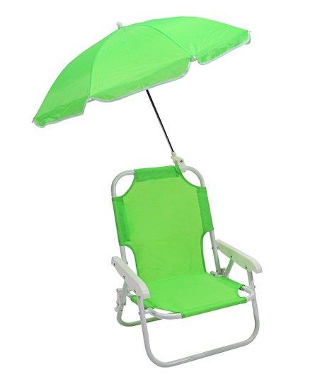 Miraculous Redmon Lime Green Beach Baby Kids Outdoor Chair Umbrella Evergreenethics Interior Chair Design Evergreenethicsorg