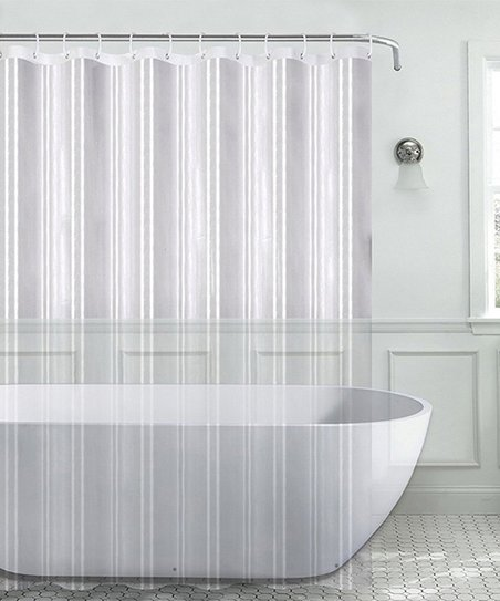 Popular Bath Clear Shower Curtain Liner Zulily