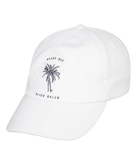 dbc859bbf Roxy Marshmallow 'Beach Rules' Extra Innings Baseball Cap