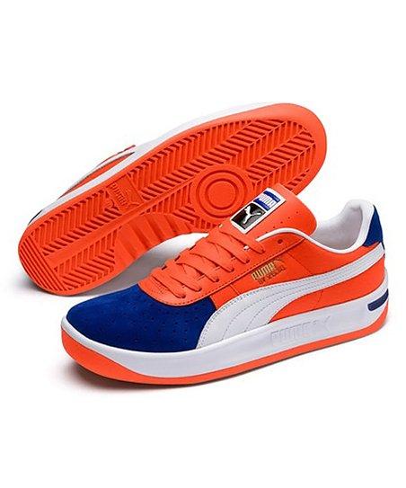 orange men's puma gv special \u003e Factory