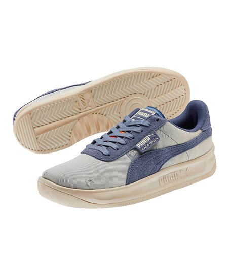 PUMA Blue Indigo & Birch California Dark Vintage Sneaker Men