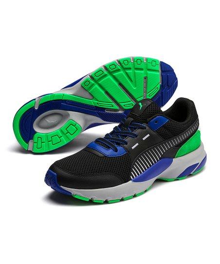 7d30789c036d love this product Surf The Web & Black Future Runner Premium Sneaker - Men