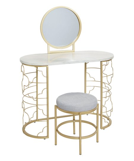 Phenomenal Silverwood Products Brooklyn Vanity Stool Ocoug Best Dining Table And Chair Ideas Images Ocougorg