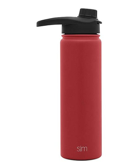 7801ccce43 Simple Modern Cherry 22-Oz. Summit Chug-Lid Water Bottle | Zulily