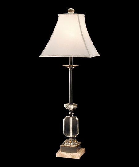 11109578306c Dale Tiffany Crystal Florence Table Lamp | Zulily