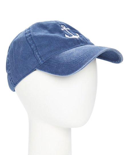 f3e5c7f871b love this product Navy Anchor Baseball Cap