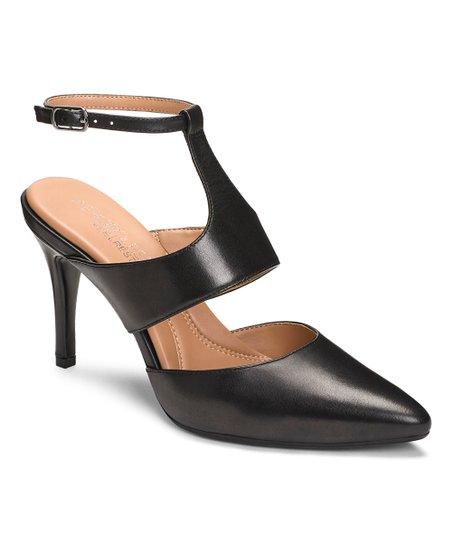 e3b5e33bffc Aerosoles Black Bright Idea Leather Pump - Women