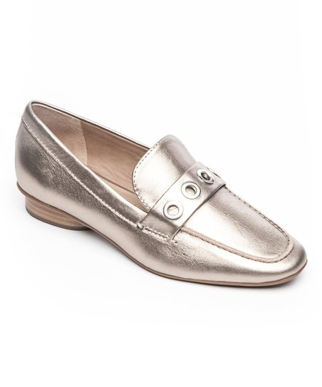 6f5b0a8c2f6 love this product Platinum Jaden Leather Loafer - Women