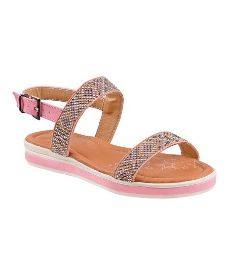 cb7273c3fb7 love this product Pink Embellished Platform Sandal - Girls