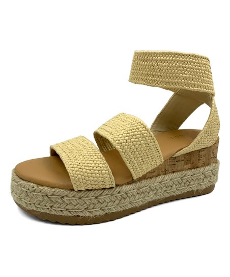 db2362dccf3 love this product Natural Leading Ankle Strap Platform Sandal - Women