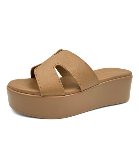 069ecc68541 love this product Tan Bonus X-Strap Platform Sandal - Women