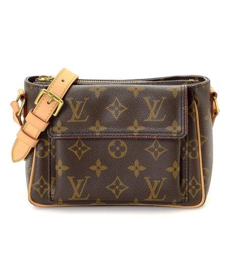 f452c6acf364 Louis Vuitton Pre-Owned Brown Monogram Viva-Cite PM Crossbody Bag ...