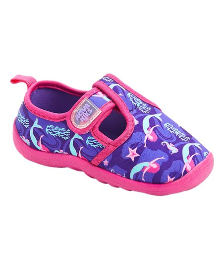 dbdf0a5c81d love this product Purple   Pink Mermaid Water Shoes - Girls