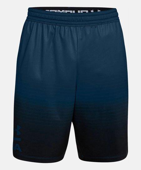 le dernier ffa2e 60f3d Under Armour® Techno Teal MK1 Short Fade Novelty Shorts - Men