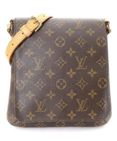 62ca4f4b43 love this product Pre-Owned Brown Monogram Musette Salsa Long Strap  Crossbody Bag