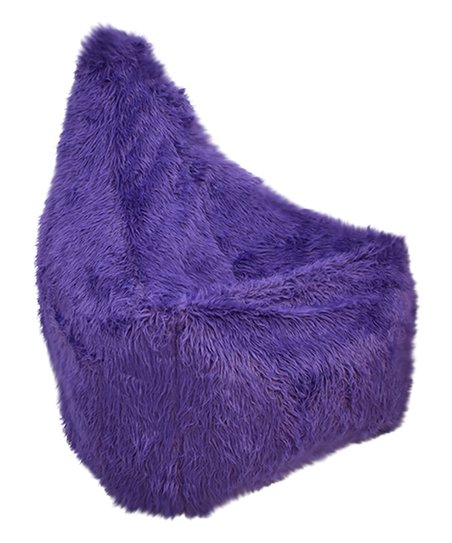 Tremendous Iron Clouds The Better Bean Bag Purple Big Mouth Faux Fur Inflatable Chair Inzonedesignstudio Interior Chair Design Inzonedesignstudiocom