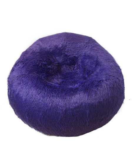 Terrific Iron Clouds The Better Bean Bag Purple Papasan Faux Fur Inflatable Chair Inzonedesignstudio Interior Chair Design Inzonedesignstudiocom