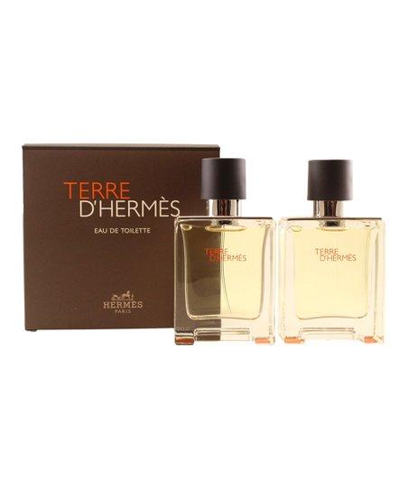 Hermès Terre D Hermes 17 Oz Eau De Toilette Men Set Of Two