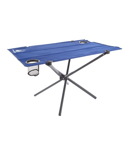 Blue Black Camp Outdoor Folding Table Carrying Bag