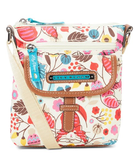 c9dd16d7e3 Lily Bloom Love Cats Vivian Mini Crossbody Bag