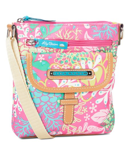 96c62a9ed3 love this product Pink Floral Reef Vivian Mini Crossbody Bag