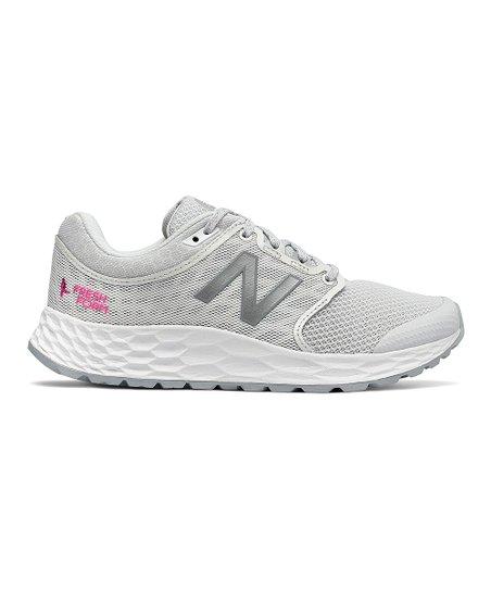 New Balance Gray Fresh Foam 1165 Walking Shoe - Women | Best Price ...